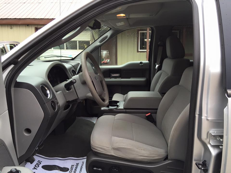 2005 ford f150 curb weight. Black Bedroom Furniture Sets. Home Design Ideas