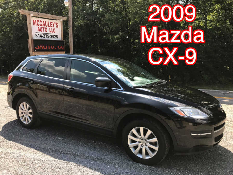 2009 Mazda Cx9 Mccauleys Auto Used Cars Trucks Suvs